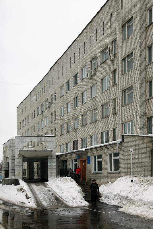 Сайт больницы 19 раухфуса